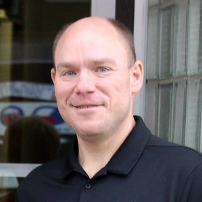 Dr. Shane Molitor; Chiropractor and Owner / Operator of Montgomery Family Chiropractic